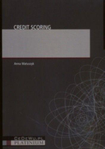 Okładka książki Credit Scoring