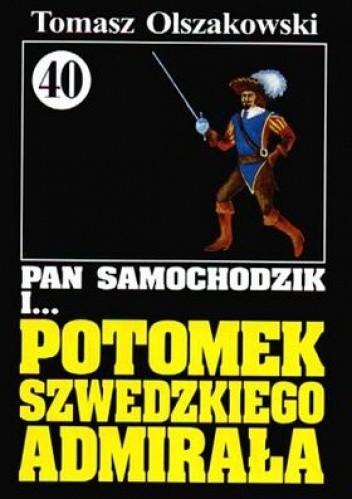 Okładka książki Pan Samochodzik i potomek szwedzkiego admirała