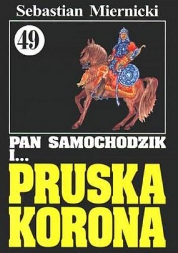 Okładka książki Pan Samochodzik i pruska korona