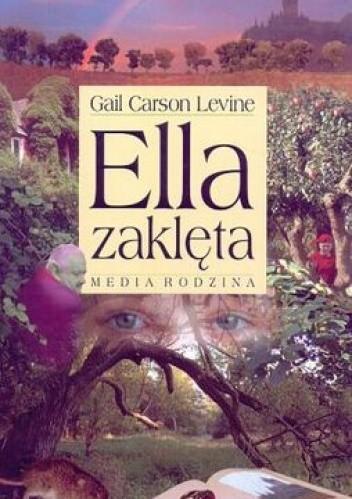 Okładka książki Ella zaklęta