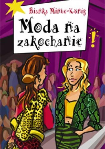 Okładka książki Moda na zakochanie