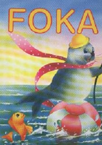Okładka książki Foka