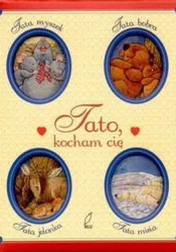 Okładka książki Tato kocham cię