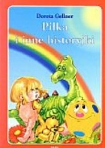 Okładka książki Piłka i inne historyjki