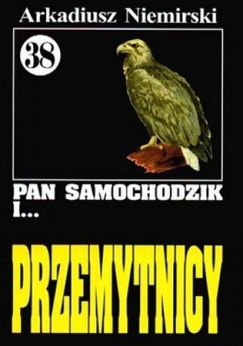 Okładka książki Pan Samochodzik i przemytnicy