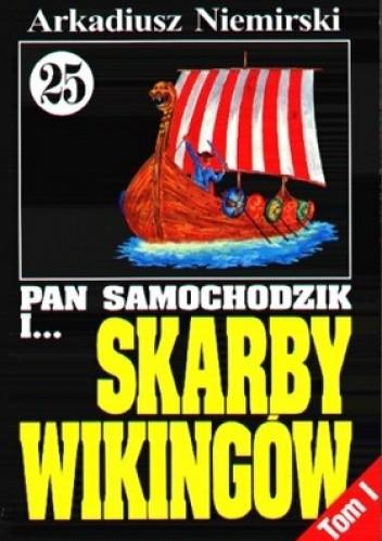 Okładka książki Pan Samochodzik i skarby wikingów. Tom 1 - Na płytkiej wodzie