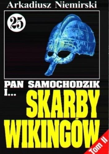Okładka książki Pan Samochodzik i skarby wikingów. Tom 2 -  W objęciach Neptuna
