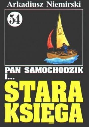 Okładka książki Pan Samochodzik i stara księga