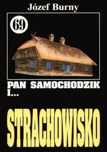 Okładka książki Pan Samochodzik i strachowisko
