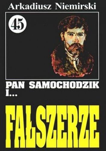 Okładka książki Pan Samochodzik i fałszerze