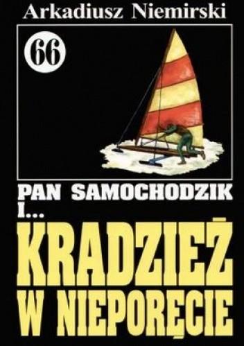 Okładka książki Pan Samochodzik i kradzież w Nieporęcie