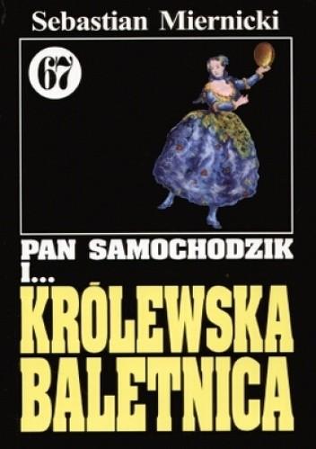 Okładka książki Pan Samochodzik i królewska baletnica