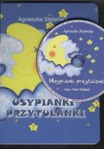 Okładka książki Usypianki przytulanki /+ cd gratis