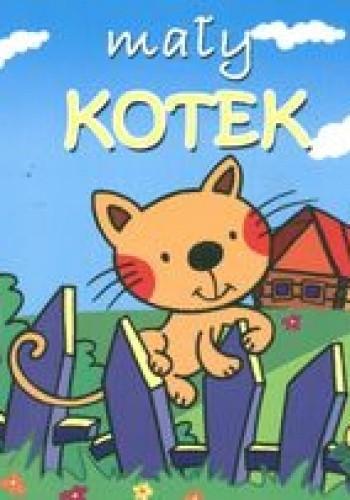 Okładka książki Mały kotek