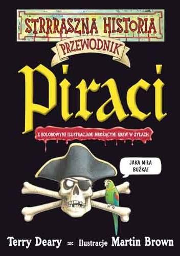 Okładka książki Piraci - przewodnik