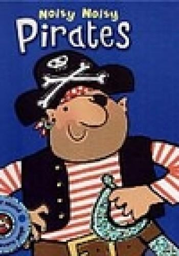 Okładka książki Noisy Noisy. Pirates