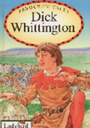 Okładka książki Dick Whittington