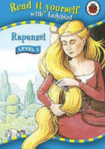 Okładka książki Read it Yourself: Rapunzel