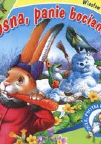 Okładka książki Wiosna panie bocianie