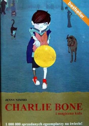 Okładka książki Charlie Bone i magiczna kula