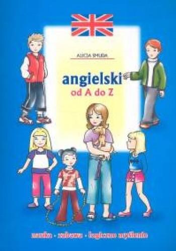 Okładka książki Angielski od A do z