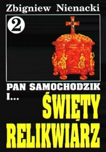Okładka książki Pan Samochodzik i święty relikwiarz