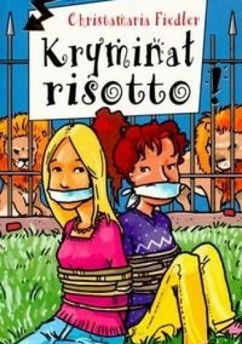 Okładka książki Kryminał risotto