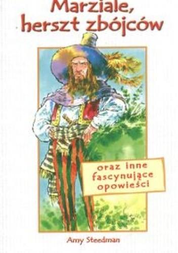Okładka książki Marziale herszt zbójców