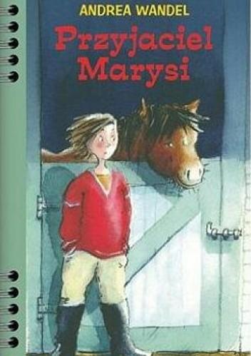 Okładka książki Przyjaciel Marysi