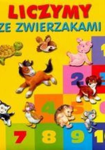 Okładka książki Liczymy ze zwierzakami