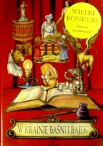 Okładka książki W krainie baśni i bajek