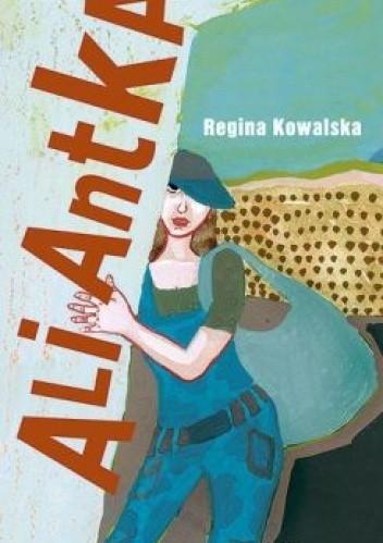 Okładka książki Aliantka