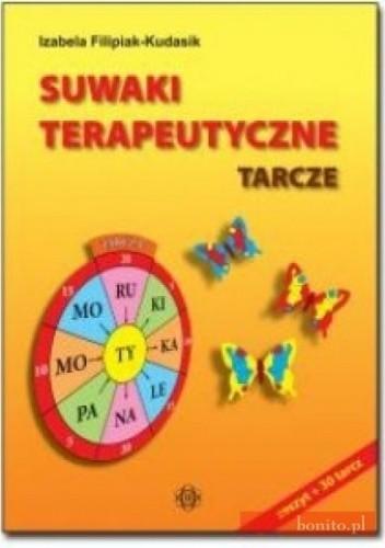 Okładka książki Suwaki terapeutyczne - tarcze