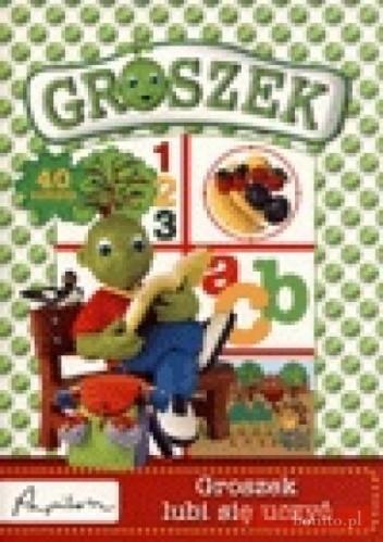 Okładka książki Groszek lubi się uczyć