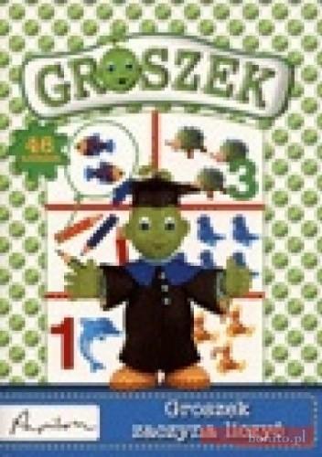 Okładka książki Groszek zaczyna liczyć