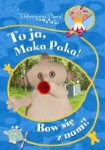 Okładka książki Dobranocny ogród to ja, igielpigiel!