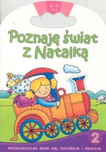 Okładka książki Poznaję świat z Natalką 2
