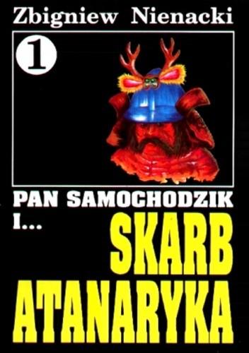 Okładka książki Pan Samochodzik i skarb Atanaryka