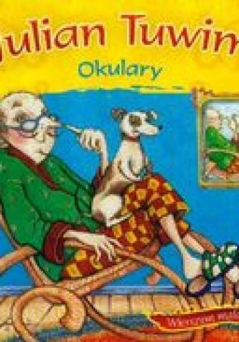 Okładka książki Okulary