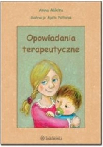 Okładka książki Opowiadania terapeutyczne