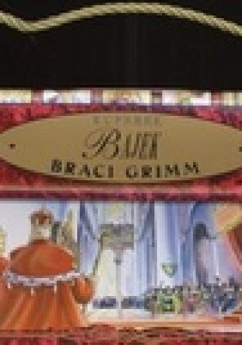 Okładka książki Kuferek Bajek Braci Grimm