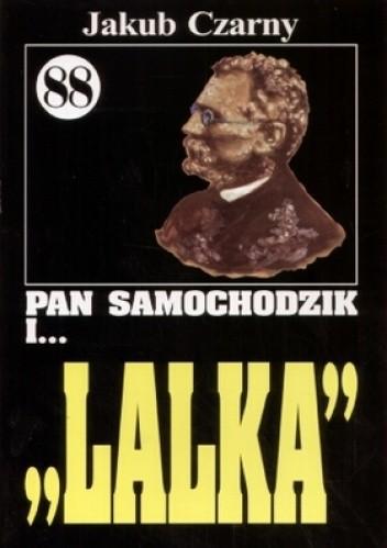 """Okładka książki Pan Samochodzik i """"Lalka"""""""