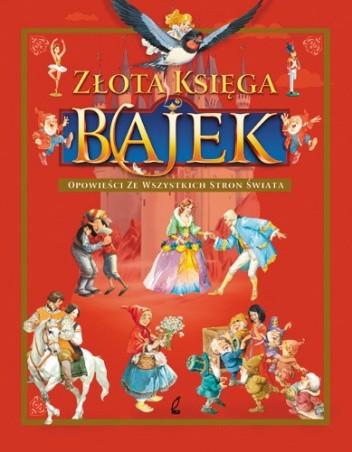 Okładka książki Złota księga bajek