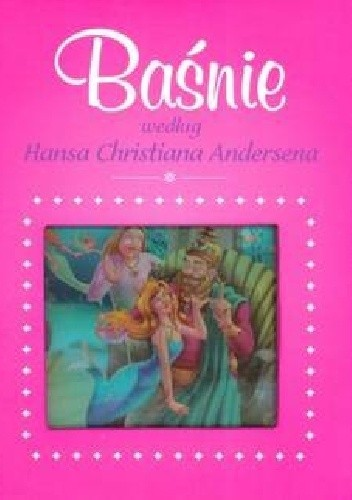 Okładka książki Baśnie według Andersena