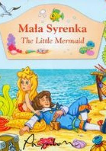 Okładka książki Mała syrenka. The Little Mermaid