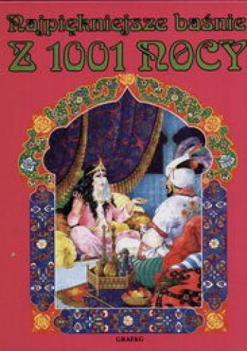 Okładka książki Najpiękniejsze baśnie z 1001 nocy