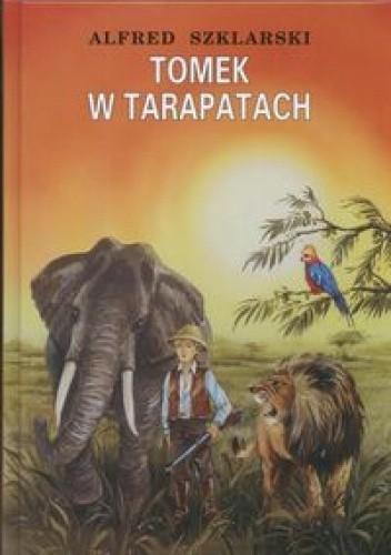 Okładka książki Tomek w tarapatach