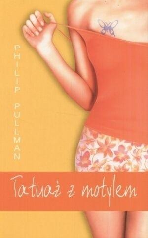 Okładka książki Tatuaż z motylem