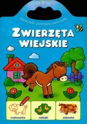 Okładka książki Zwierzęta wiejskie