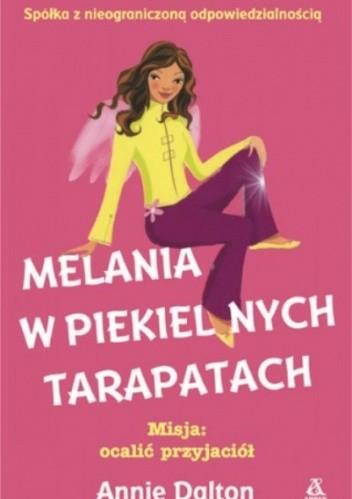 Okładka książki Melania w piekielnych tarapatach